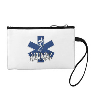 Paramedic Action Coin Purse
