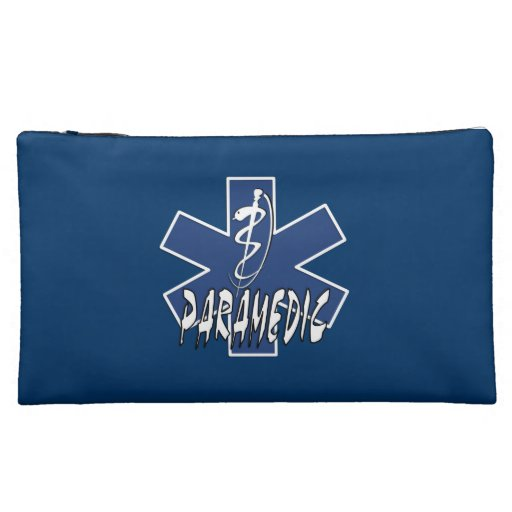 Paramedic Action Cosmetics Bags