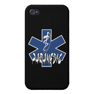 Paramedic Action Cover For iPhone 4