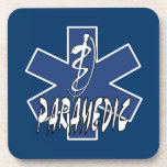 Paramedic Action Drink Coaster