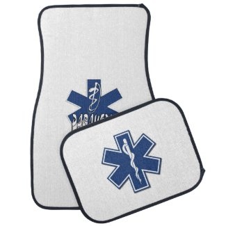 Paramedic Action Floor Mat