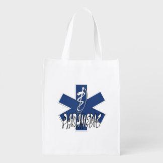 Paramedic Action Grocery Bag