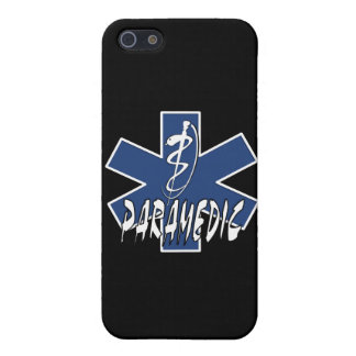 Paramedic Action iPhone 5 Cover