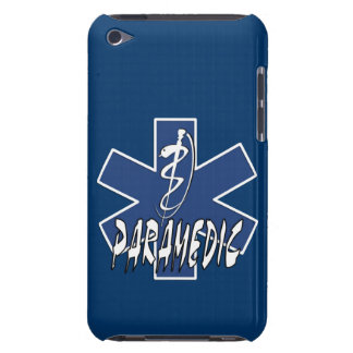 Paramedic Action iPod Case-Mate Case