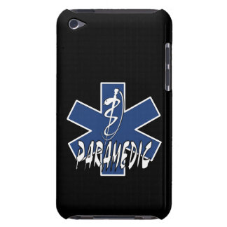 Paramedic Action iPod Touch Case