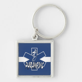 Paramedic Action Keychains