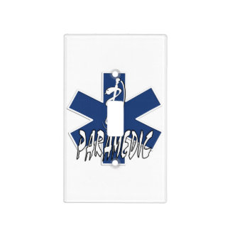 Paramedic Action Light Switch Cover
