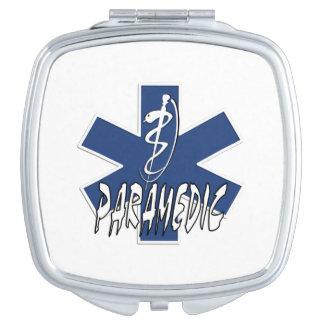 Paramedic Action Makeup Mirror