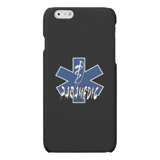 Paramedic Action Matte iPhone 6 Case