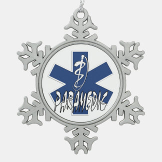 Paramedic Action Ornaments