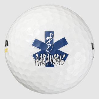 Paramedic Action Pack Of Golf Balls