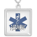 Paramedic Action Personalized Necklace