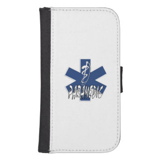 Paramedic Action Phone Wallet Case