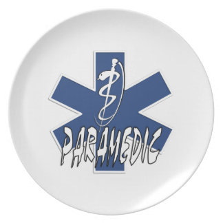 Paramedic Action Plate