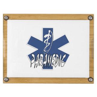 Paramedic Action Rectangular Cheeseboard