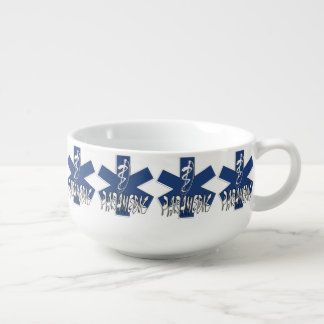 Paramedic Action Soup Mug