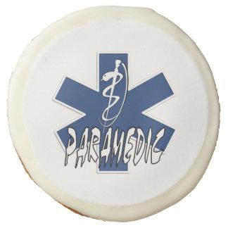 Paramedic Action Sugar Cookie
