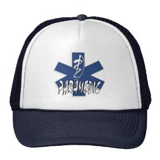 Paramedic Action Trucker Hat