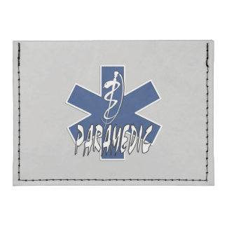 Paramedic Action Tyvek® Card Case Wallet
