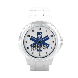 Paramedic Action Wrist Watch