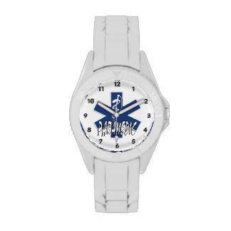 Paramedic Action Wrist Watches