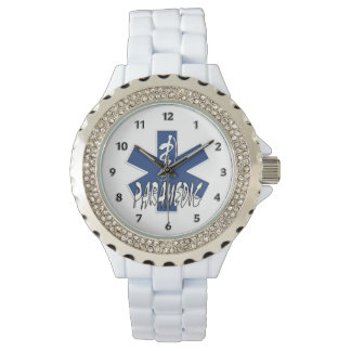 Paramedic Action Wristwatches