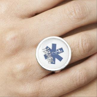 Paramedic Active Photo Ring