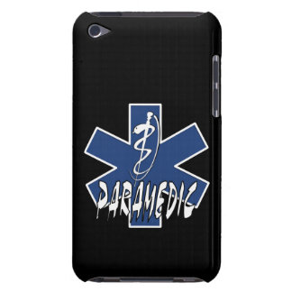 Paramedic Active Star of Life Barely There iPod Covers