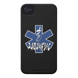 Paramedic Active Star of Life iPhone 4 Cover