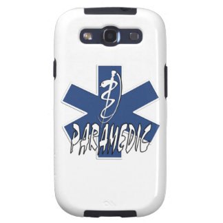 Paramedic Active Star of Life Samsung Galaxy S3 Cases