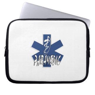 Paramedic Active Star Of Life Computer Sleeves