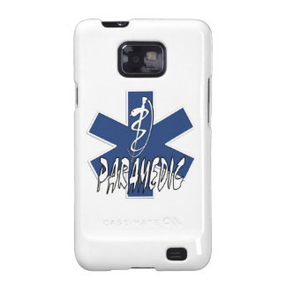 Paramedic Active Star of Life Galaxy S2 Cases