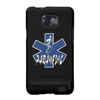 Paramedic Active Star of Life Galaxy S2 Cover