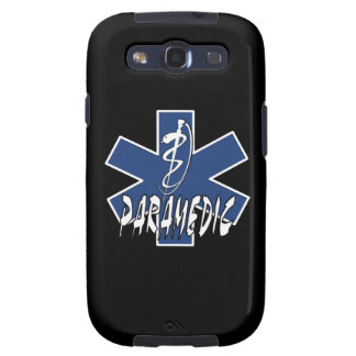 Paramedic Active Star of Life Galaxy SIII Covers