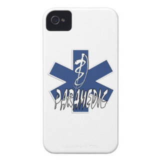Paramedic Active Star of Life iPhone 4 Cases
