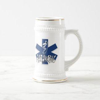 Paramedic Active Star of Life Mug