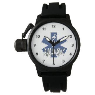 Paramedic Active Star of Life Wristwatch