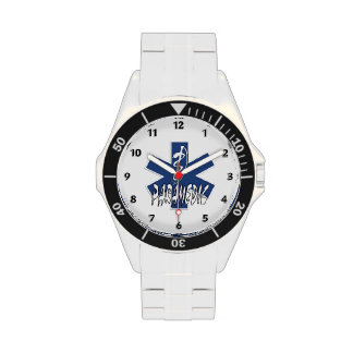 Paramedic Active Star of Life Wristwatches