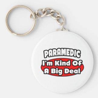 Paramedic...Big Deal Keychain