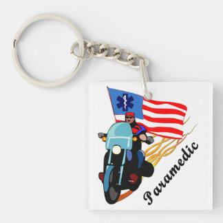 Paramedic Bikers Keychains