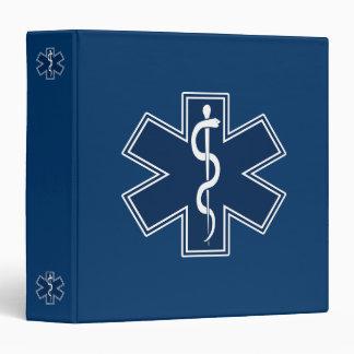 Paramedic Binder