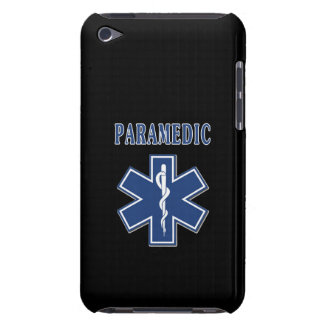 Paramedic Blue Star of Life Barely There iPod Case