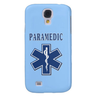 Paramedic Blue Star of Life Samsung Galaxy S4 Cover