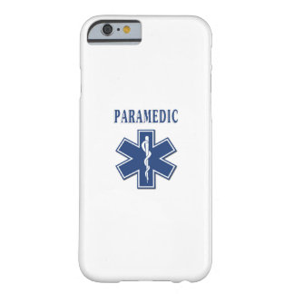 Paramedic Blue Star of Life Barely There iPhone 6 Case