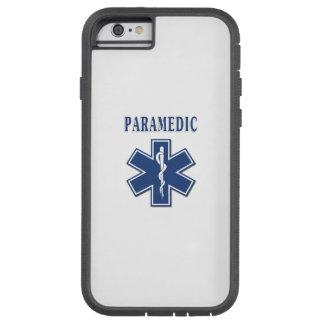 Paramedic Blue Star of Life Tough Xtreme iPhone 6 Case