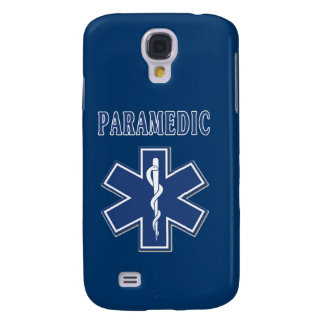 Paramedic Blue Star of Life Samsung Galaxy S4 Covers