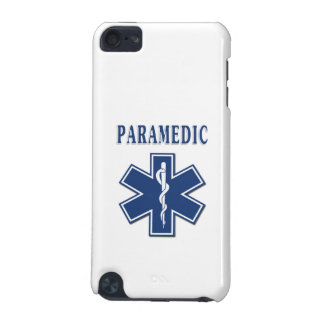 Paramedic Blue Star of Life iPod Touch (5th Generation) Covers