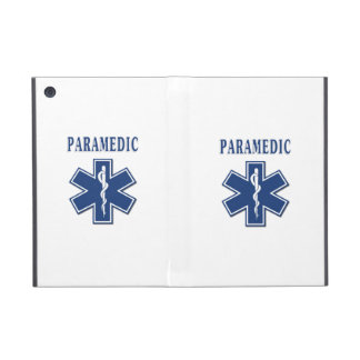 Paramedic Blue Star of Life Case For iPad Mini
