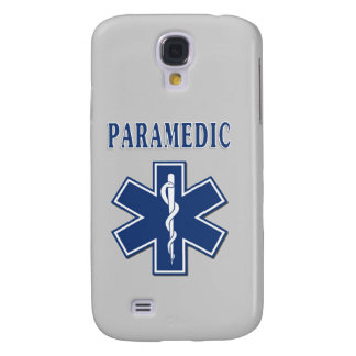 Paramedic Blue Star of Life Galaxy S4 Cases