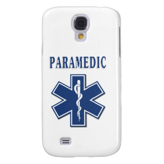Paramedic Blue Star of Life Galaxy S4 Covers